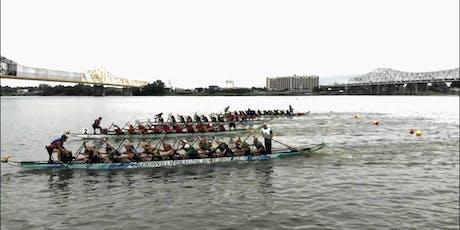 Beginner Dragon Boat Practices 2019 tickets