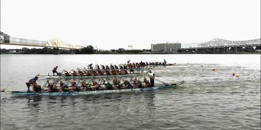 Beginner Dragon Boat Practices 2019