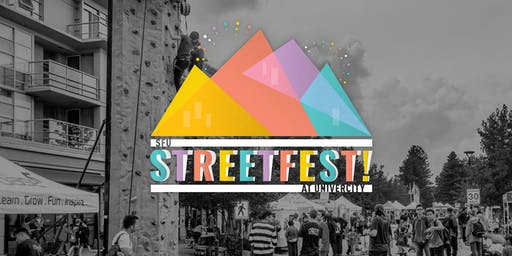 SFU StreetFest at UniverCity 2019 - Exhibitor/Vendor Registration
