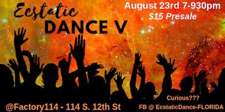 ECSTATIC DANCE & Vibration Attunement! tickets