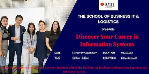 Discover your Future in Information Systems & Networking event