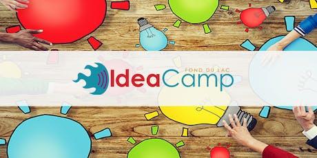 IdeaCamp 2019 tickets