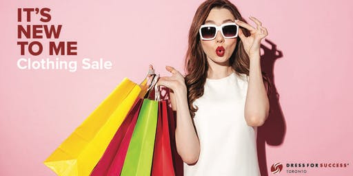 It's New To Me Sale (Saturday, August 17)