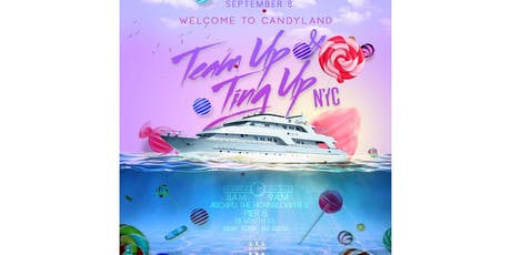 Team Up & Ting Up NYC tickets