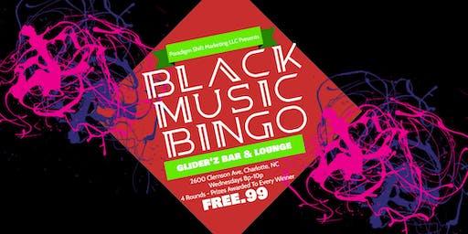 Black Music Bingo at Glider'z Bar & Lounge