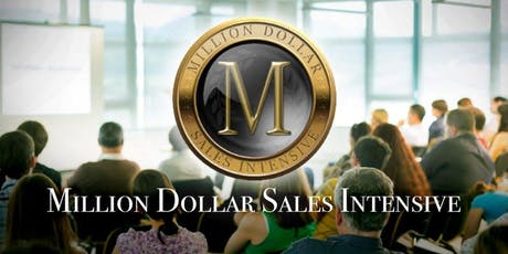 Million Dollar Sales Intensive tickets