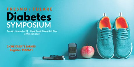 Fresno Tulare Diabetes Symposium tickets