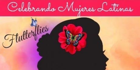 """Celebrando Mujeres Latinas - """"Transformándome en la Mejor Versión de Mí"""" tickets"""