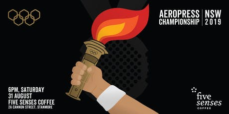 2018 NSW Regional Aeropress Championship tickets