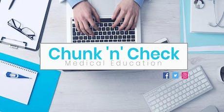 """""""Teach the Teachers"""" - A Chunk 'n' Check Teaching Course tickets"""