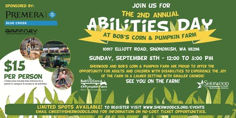 Abilities Day 2019 tickets