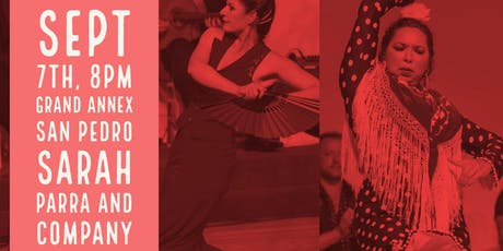 El Cabaret Flamenco with Sarah Parra and Company tickets