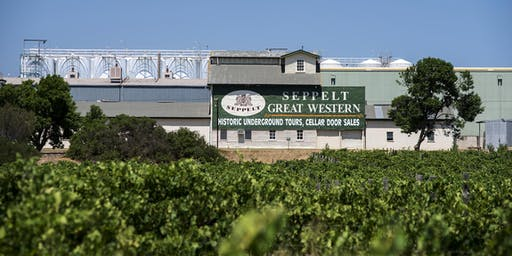 Family Fathers Day at Seppelt Wines
