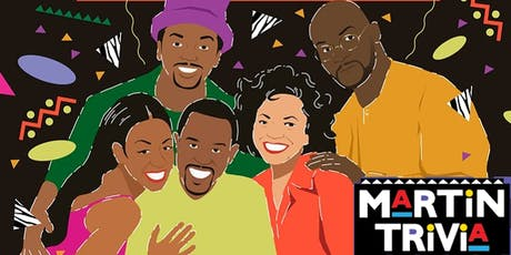 Its Blackademic! presents Martin Trivia tickets