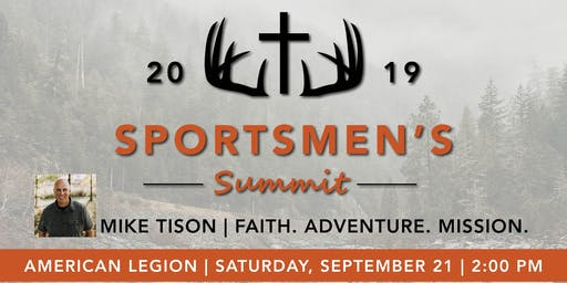 2019 Sportsmen's Summit