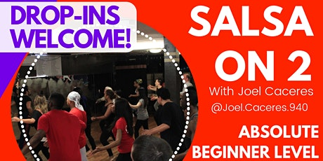 Salsa Beginner Group Dance Class Mondays in Brooklyn tickets
