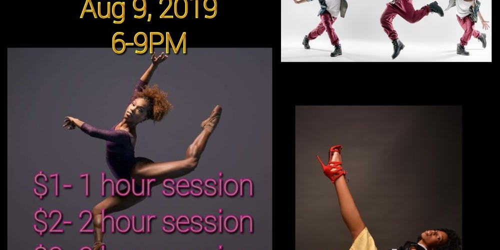 DOLLAR for Dance!: A fundraising event Tickets, Fri, Aug 9, 2019 at