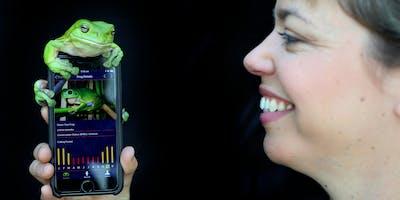 Frog Call Identification @ Footprints Ecofestival