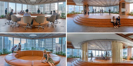 2019 Architecture + the City // Ohana Floors Tour: Salesforce East and Salesforce Tower tickets