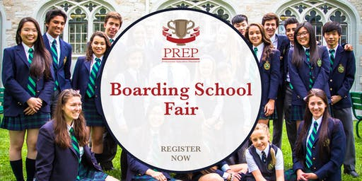 PREP Boarding School Fair