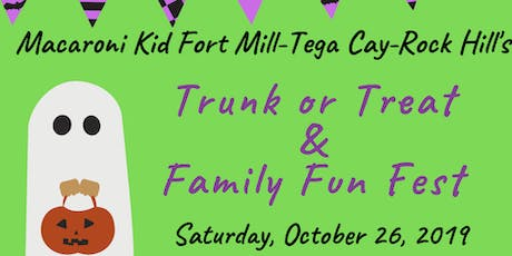 Macaroni Kid Fort Mill- Tega Cay-Rock Hill Trunk or Treat & Family Fun Fest tickets