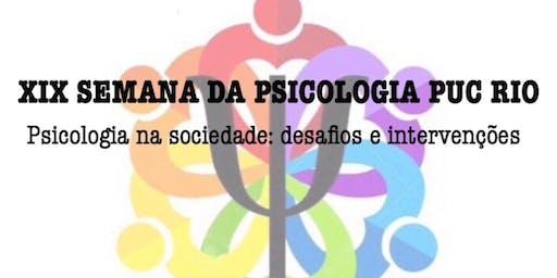 Semana de Psicologia PUC-RIO 2019