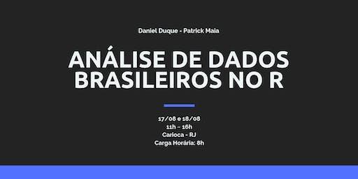 Análise de Dados Brasileiros no R