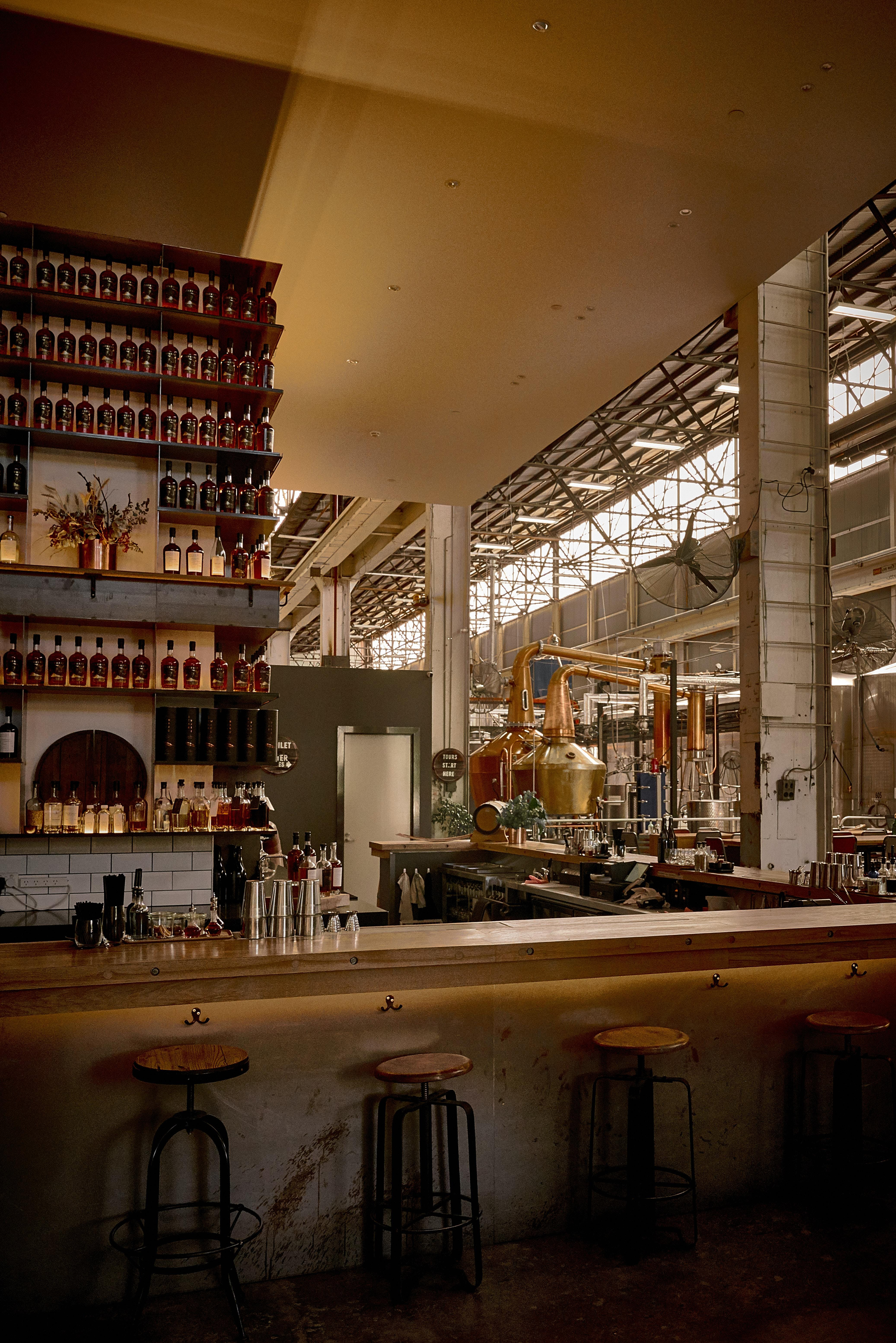 Melbourne Whisky Distillery Tour: method, madness & tastings.