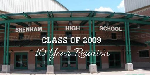 10 Year Reunion: BHS Class of 2009