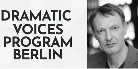 Dramatic Voices Program Presents: Masterclass with Eric Schneider Tickets