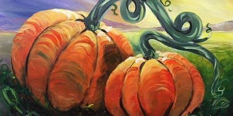 Pumpkin Pair tickets