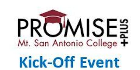 Mt. SAC Promise +Plus Kick-Off Event tickets