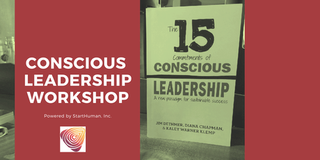 Conscious Leadership: Applying the 15 Commitments tickets