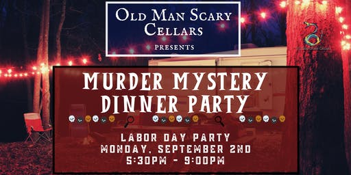 Murder Mystery Labor Day Party