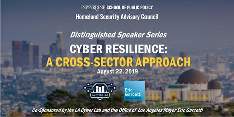 Cyber Resilience: A Cross-Sector Approach tickets