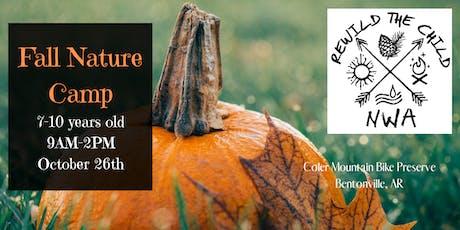 ReWild Fall Nature Camp tickets