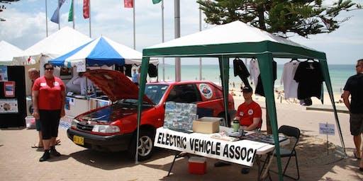 Electric vehicles @ Footprints Ecofestival