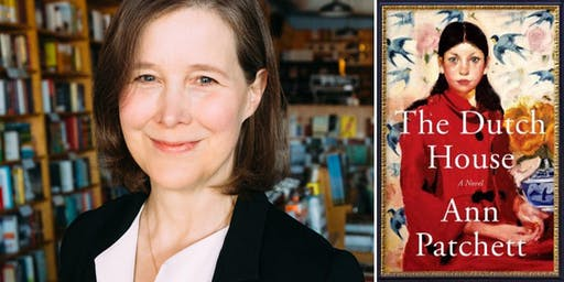 Novelist Ann Patchett & The Dutch House