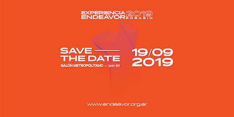 EXPERIENCIA ENDEAVOR ROSARIO 2019 entradas