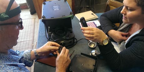 Repair Cafe with The Bower @ Footprints Ecofestival tickets