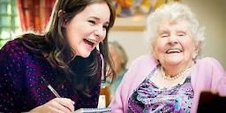 Write an Elderly Person's Story Summer Camp for Ages 11-14 tickets