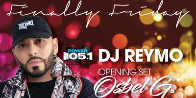 Power 105.1 DJ REYMO