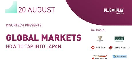 GLOBAL MARKETS: HOW TO TAP INTO JAPAN tickets