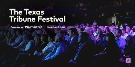 The Texas Tribune Festival tickets