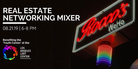 August Real Estate Networking Mixer tickets