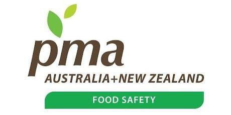 PMA A-NZ Listeria Monocytogenes Seminar tickets