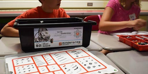 Introduction to Robotics: Elementary with LEGO MINDSTORMS EV3