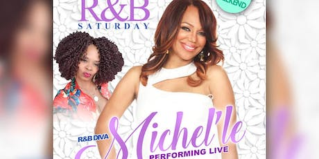 Classic R&B Saturday ft Michel'le tickets