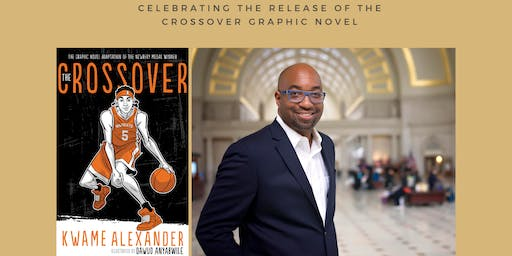 Kwame Alexander and Randy Preston Performance and Book Signing