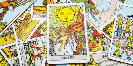 Intro to Tarot Class Series
